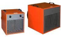 Тепловентиляторы электрические средней большой 20-100 кВт