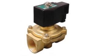 Соленоидный клапан (клапан электромагнитный) нормально закрытый